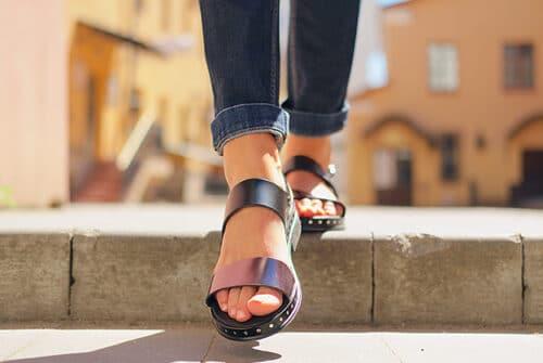 Comment avoir de beaux pieds?
