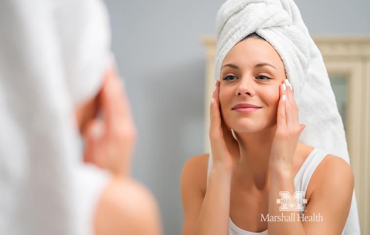 Comment prendre soin de votre peau?